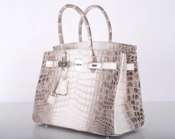 Sự thật về chiếc túi Hermès Birkin đắt nhất thế giới Lâm Khánh Chi được chồng tặng-3