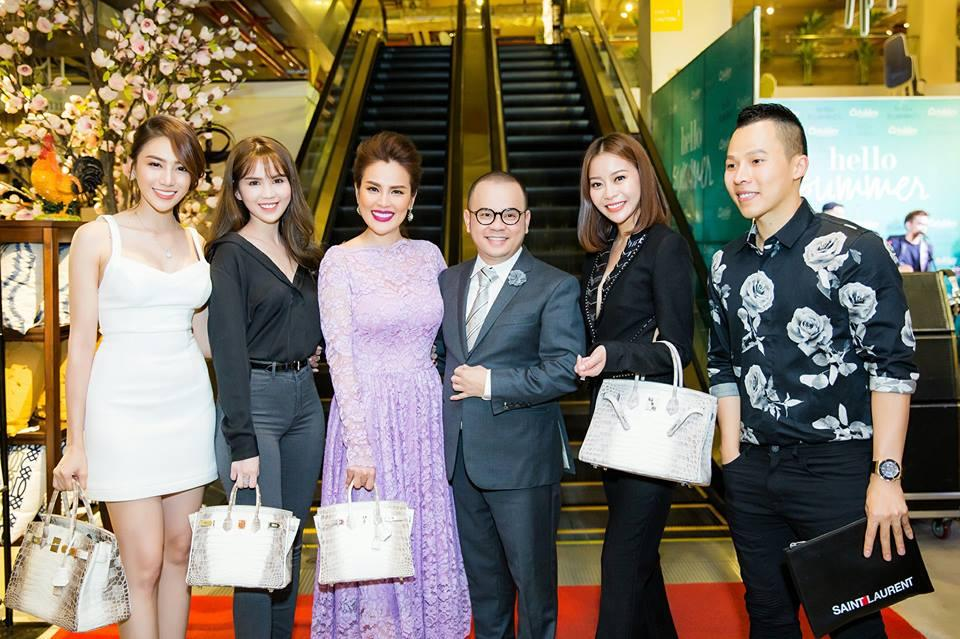 Sự thật về chiếc túi Hermès Birkin đắt nhất thế giới Lâm Khánh Chi được chồng tặng-7