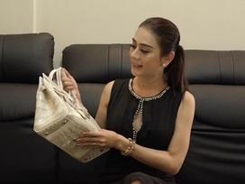 Sự thật về chiếc túi Hermès Birkin đắt nhất thế giới Lâm Khánh Chi được chồng tặng