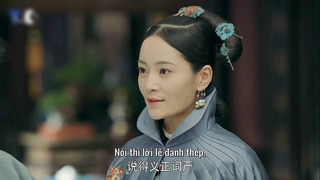 Tình địch của Hương Giang Idol giống Thuần phi Diên Hi Công Lược như chị em thất lạc-5