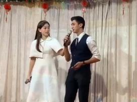 Sau khi công khai tình yêu, Bình An - Bùi Phương Nga 'tình bể bình' song ca hit khủng của Lam Trường