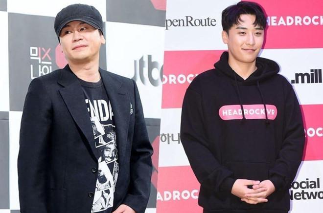 YG đuổi cổ Seungri, xin lỗi công chúng vì quản lý nghệ sĩ yếu kém-2