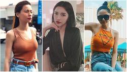 STREET STYLE sao Việt: Hương Giang, Hà Hồ, Bích Phương, Mỹ Tâm, Soobin Hoàng Sơn và những công thức phối đồ jeans cực kỳ thú vị