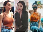 STREET STYLE GIỚI TRẺ: Jun Vũ miệt mài khoe bikini, Salim và Quỳnh Anh Shyn lại kín mít khăn với bốt-13