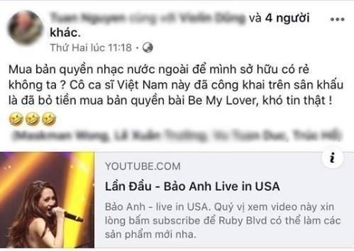 Sau 4 năm MV Lần đầu vẫn bị gán mác đạo nhạc: Bảo Anh gay gắt lên tiếng-2