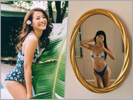 Bài tập bụng của Karen Nguyễn - 'bạn thân cướp bồ Hương Giang'