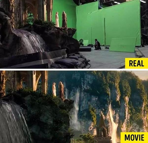 15 cảnh quay ấn tượng trong phim Hollywood: thực tế và trong phim-1