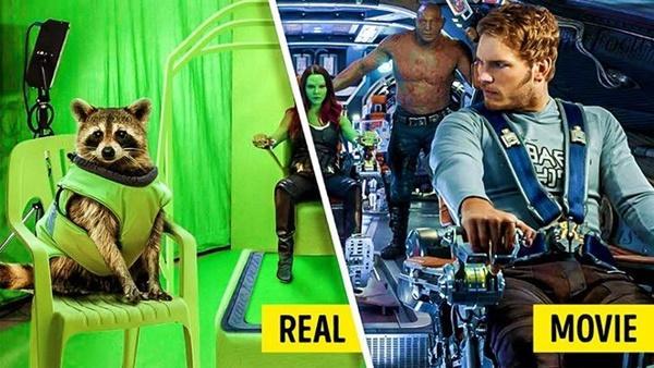 15 cảnh quay ấn tượng trong phim Hollywood: thực tế và trong phim-6