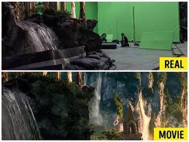 15 cảnh quay ấn tượng trong phim Hollywood: thực tế và trong phim
