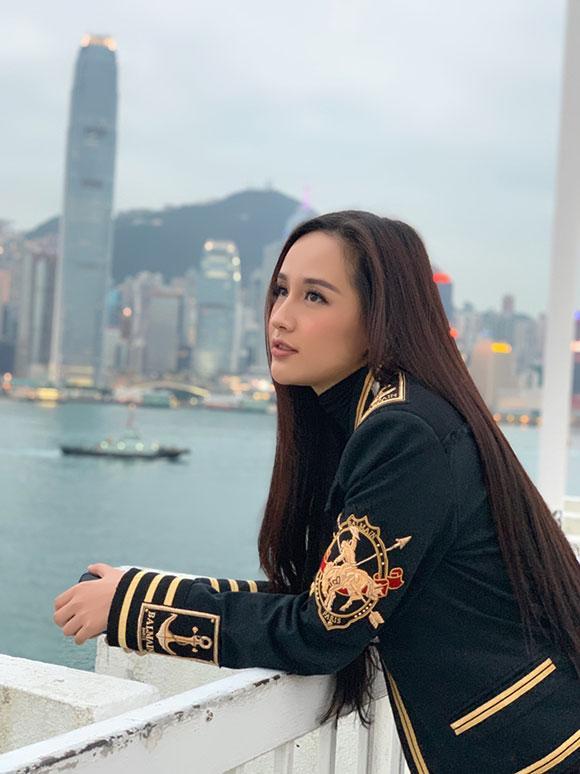 Đẳng cấp Mai Phương Thúy đi du lịch Hong Kong: ăn sang, ở xịn, sắm hàng hiệu theo lố-12