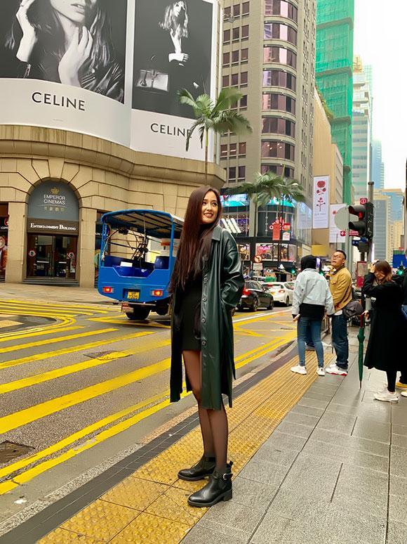 Đẳng cấp Mai Phương Thúy đi du lịch Hong Kong: ăn sang, ở xịn, sắm hàng hiệu theo lố-2