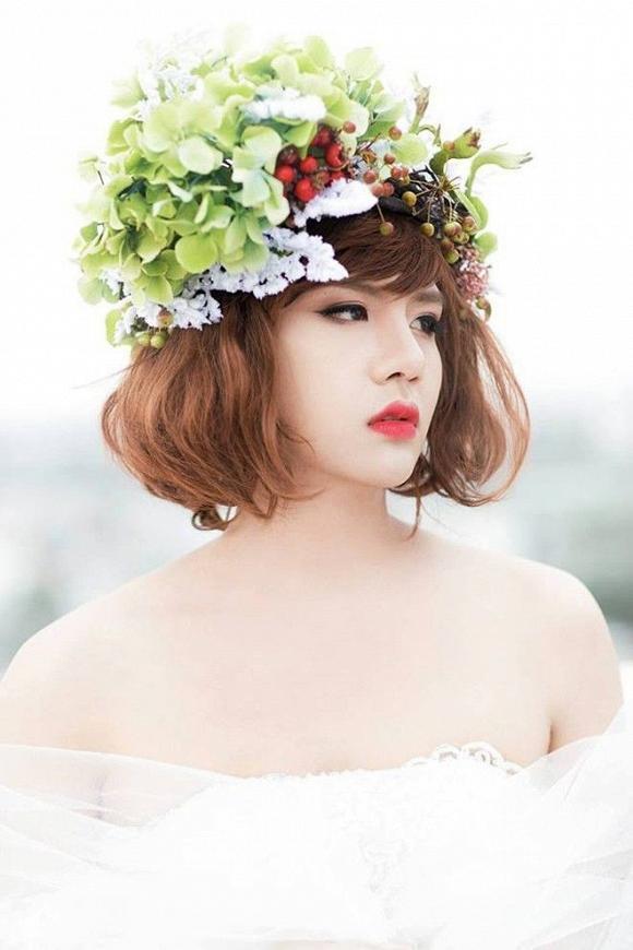 Đăng ảnh giả gái đẹp xuất thần, cô giáo Duy Khánh khiến người hâm mộ nín thở trầm trồ-5
