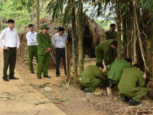 Vụ cài mìn ở Phú Thọ: Đối tượng bắt nhốt, đánh đập người yêu nhiều lần-2