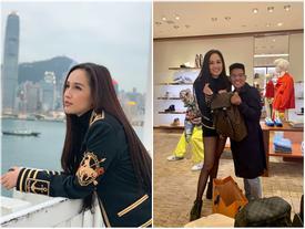 Đẳng cấp Mai Phương Thúy đi du lịch Hong Kong: ăn sang, ở xịn, sắm hàng hiệu theo lố