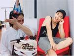 Chứng kiến Khánh Thi nước mắt lã chã vì được nhận quà sinh nhật, Phan Hiển rung đùi cười không thể đáng yêu hơn