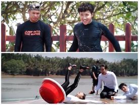 Running Man Vietnam gây sốt khi tung trailer 'dìm' nghệ sĩ không chừa một ai
