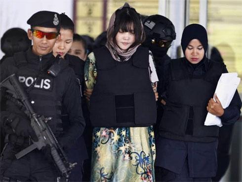 Đoàn Thị Hương không được phóng thích, tiếp tục bị xử-1