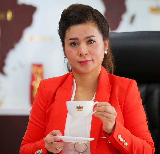 Bị đồn vào vai vợ vua cà phê Trung Nguyên, Lâm Vỹ Dạ phản pháo: Có trả nghìn tỷ cũng không dám nhận-2