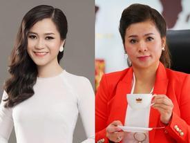 Bị đồn vào vai vợ vua cà phê Trung Nguyên, Lâm Vỹ Dạ phản pháo: 'Có trả nghìn tỷ cũng không dám nhận'