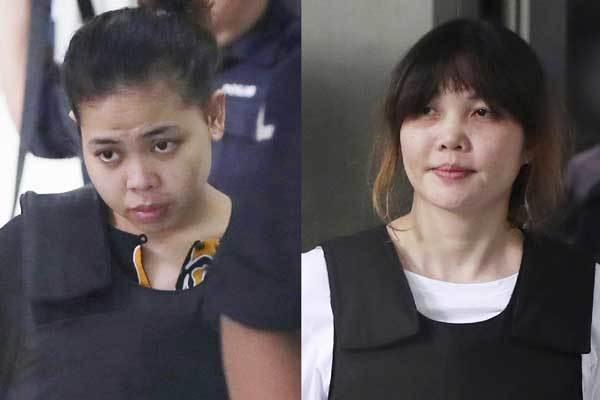 Đoàn Thị Hương hốc hác, mắt thâm quầng tới tòa án-7