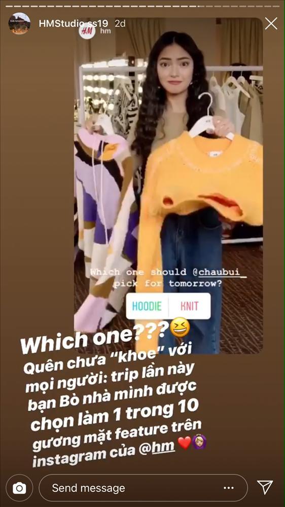Châu Bùi trở thành gương mặt Việt duy nhất tham dự show ra mắt BST xuân hè của H&M mà fan cứ ngỡ cô làm travel blogger-3