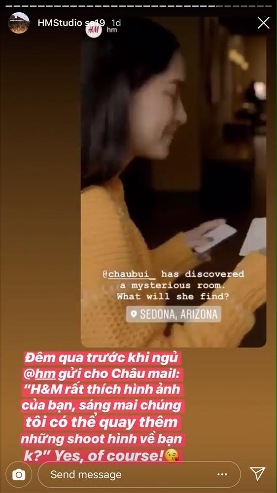 Châu Bùi trở thành gương mặt Việt duy nhất tham dự show ra mắt BST xuân hè của H&M mà fan cứ ngỡ cô làm travel blogger-2