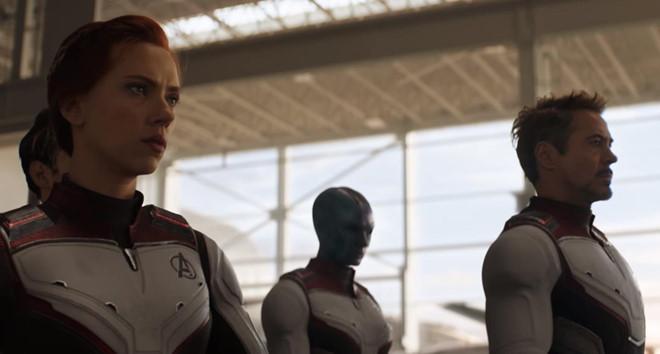 Thor gặp Captain Marvel trong trailer mới 'Avengers: Endgame'-1