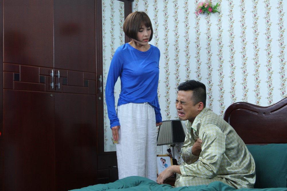 Đánh gãy tay chồng, Thúy Diễm xứng danh bà vợ dữ dằn nhất màn ảnh Việt 2019-1
