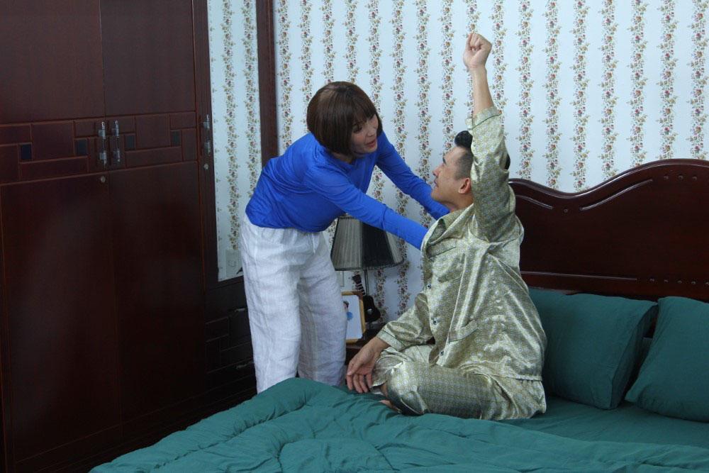 Đánh gãy tay chồng, Thúy Diễm xứng danh bà vợ dữ dằn nhất màn ảnh Việt 2019-4