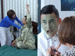 Đánh gãy tay chồng, Thúy Diễm xứng danh 'bà vợ dữ dằn' nhất màn ảnh Việt 2019