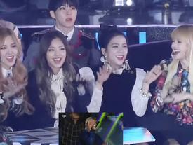 Black Pink cuồng nhiệt trong lần cuối cùng xem Seungri biểu diễn