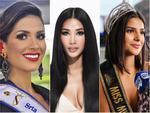 Nhắn tin làm quen đối thủ Brazil tại Miss Universe 2019, Hoàng Thùy nhận cái kết bất ngờ từ cực phẩm mỹ nhân-8