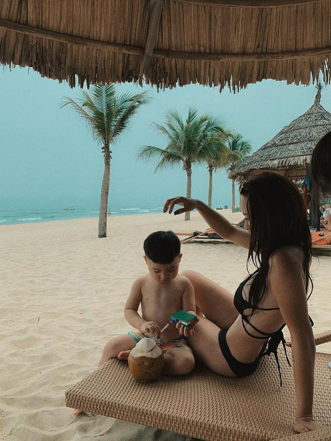 Tròn 5 tháng làm mẹ đơn thân, DJ Tít ngày càng gợi cảm phải chăng đang khẳng định phụ nữ đẹp nhất khi không thuộc về ai-7