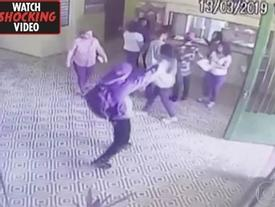 Hãi hùng cảnh cựu học sinh xả súng trong trường khiến 27 người thương vong
