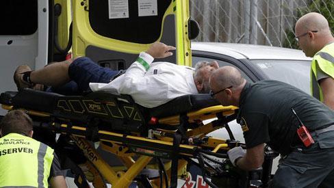Xả súng New Zealand: Tay súng vừa nã đạn vừa phát video trực tiếp-1