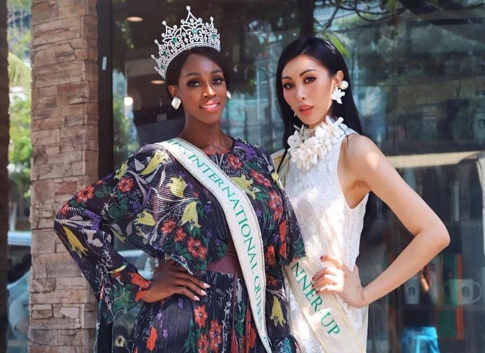 Đăng quang Hoa hậu Chuyển giới 2019, bom sex nước Mỹ trở nên kín đáo lạ thường nhưng vòng 1 vẫn không ngừng gây ngộp thở-18