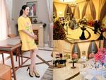 Hoa mắt với khối tài sản kếch xù của hoa hậu Giáng My - mẹ đẻ ái nữ xinh đẹp nhà Chủ tịch Tân Hoàng Minh