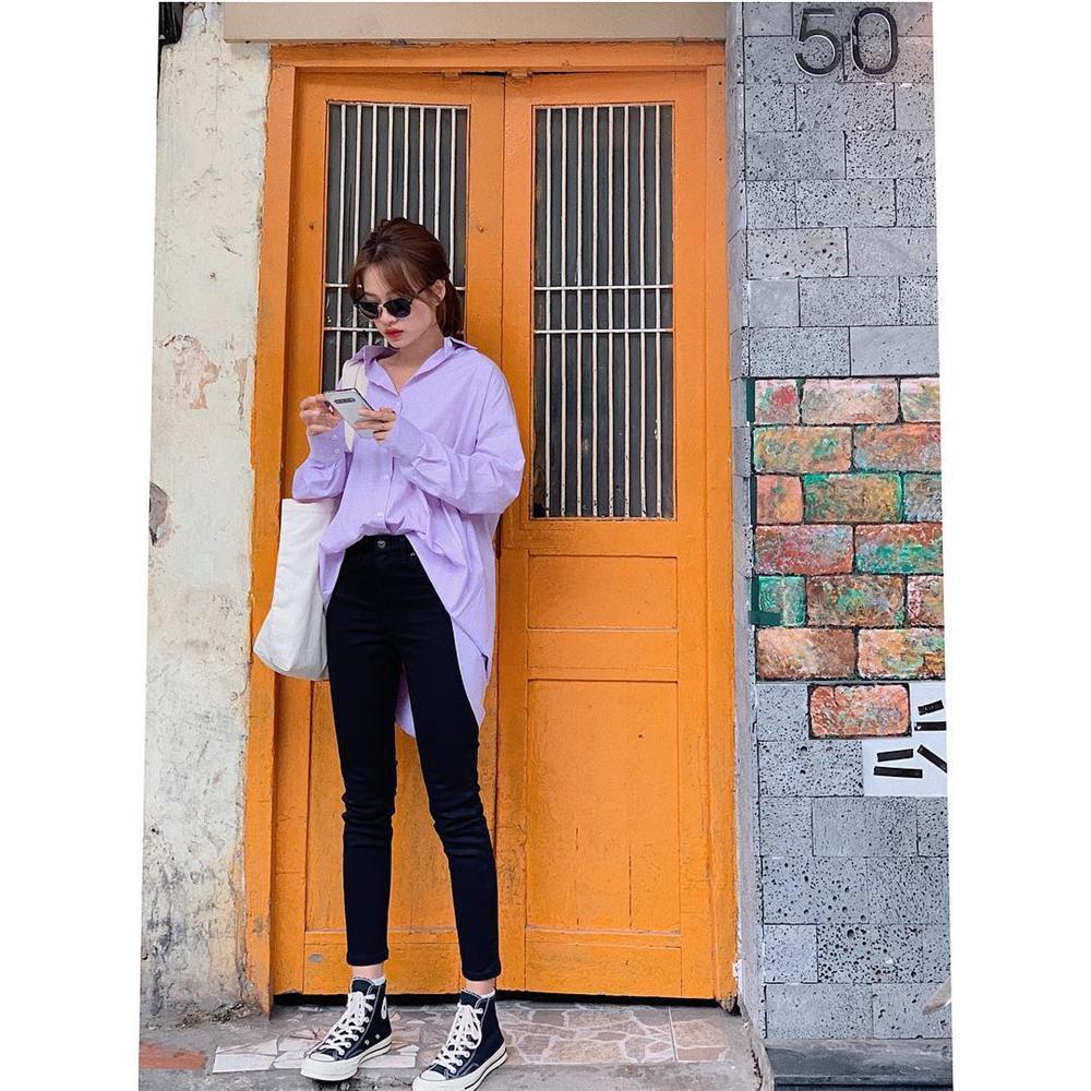 STREET STYLE GIỚI TRẺ: Jun Vũ miệt mài khoe bikini, Salim và Quỳnh Anh Shyn lại kín mít khăn với bốt-10