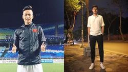 Chàng hậu vệ tranh vị trí 'em út điển trai' của Văn Hậu tại U23