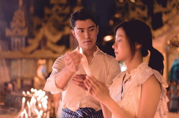 Nổi bật giữa dàn mỹ nhân châu Á, Chi Pu tự tin hát nhạc phim bằng tiếng Thái-3