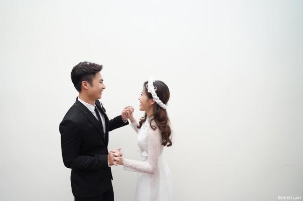 Rich kid Trinh Hoàng xinh như công chúa trong lễ ăn hỏi sang chảnh với chồng doanh nhân tại Hà Nội-2