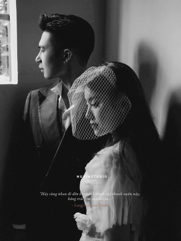 Rich kid Trinh Hoàng xinh như công chúa trong lễ ăn hỏi sang chảnh với chồng doanh nhân tại Hà Nội-8