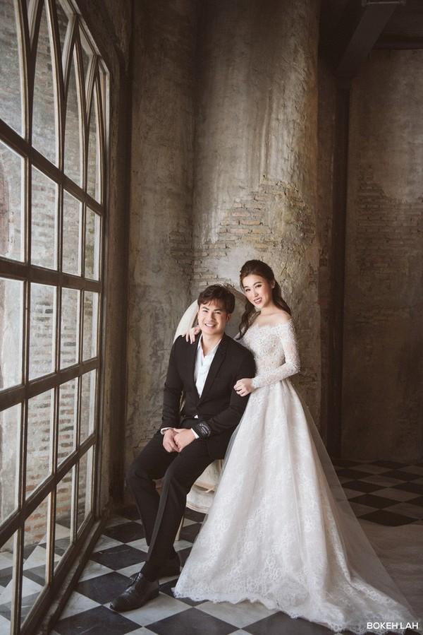 Rich kid Trinh Hoàng xinh như công chúa trong lễ ăn hỏi sang chảnh với chồng doanh nhân tại Hà Nội-10
