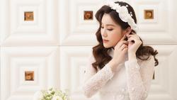 Rich kid Trinh Hoàng xinh như công chúa trong lễ ăn hỏi sang chảnh với chồng doanh nhân tại Hà Nội