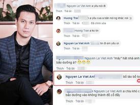 Giữa nghi án hôn nhân rạn nứt, Việt Anh 'Người Phán Xử' phản ứng khó hiểu khi chứng kiến bà xã 'thả thính' trên mạng xã hội