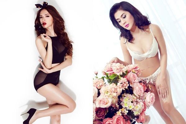Lâm Khánh Chi khẳng định Hương Giang xấu hơn mình, cuộc chiến công chúa - hoa hậu bất thình lình hot nhất tuần qua-1