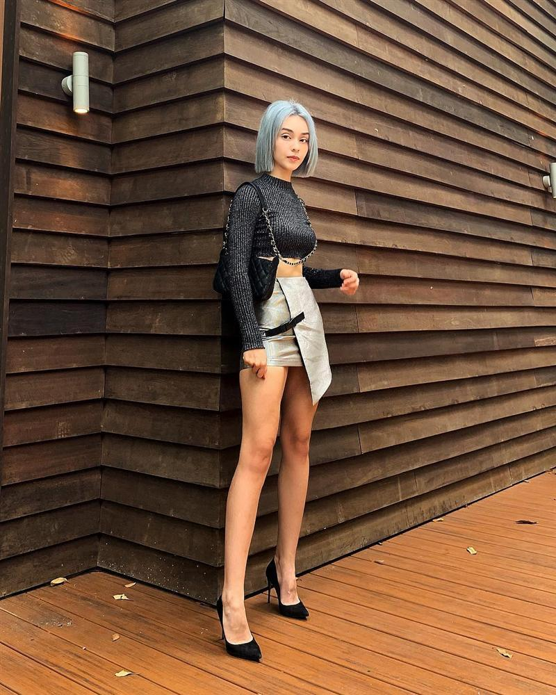STREET STYLE GIỚI TRẺ: Jun Vũ miệt mài khoe bikini, Salim và Quỳnh Anh Shyn lại kín mít khăn với bốt-1