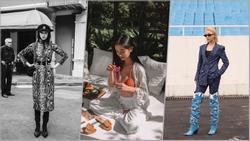 STREET STYLE GIỚI TRẺ: Jun Vũ miệt mài khoe bikini, Salim và Quỳnh Anh Shyn lại kín mít khăn với bốt