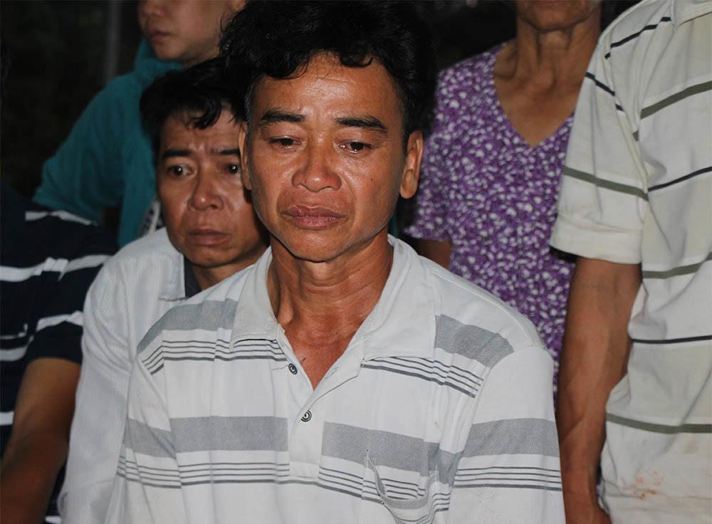 Vụ sập tường 6 người chết: Chàng trai 19 tuổi tử nạn trước ngày sinh nhật-3