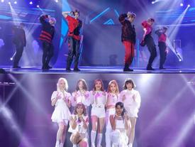 Nhóm nhạc đa quốc tịch có thành viên Việt Nam không lép vế khi đứng cùng sân khấu với loạt tên tuổi lớn